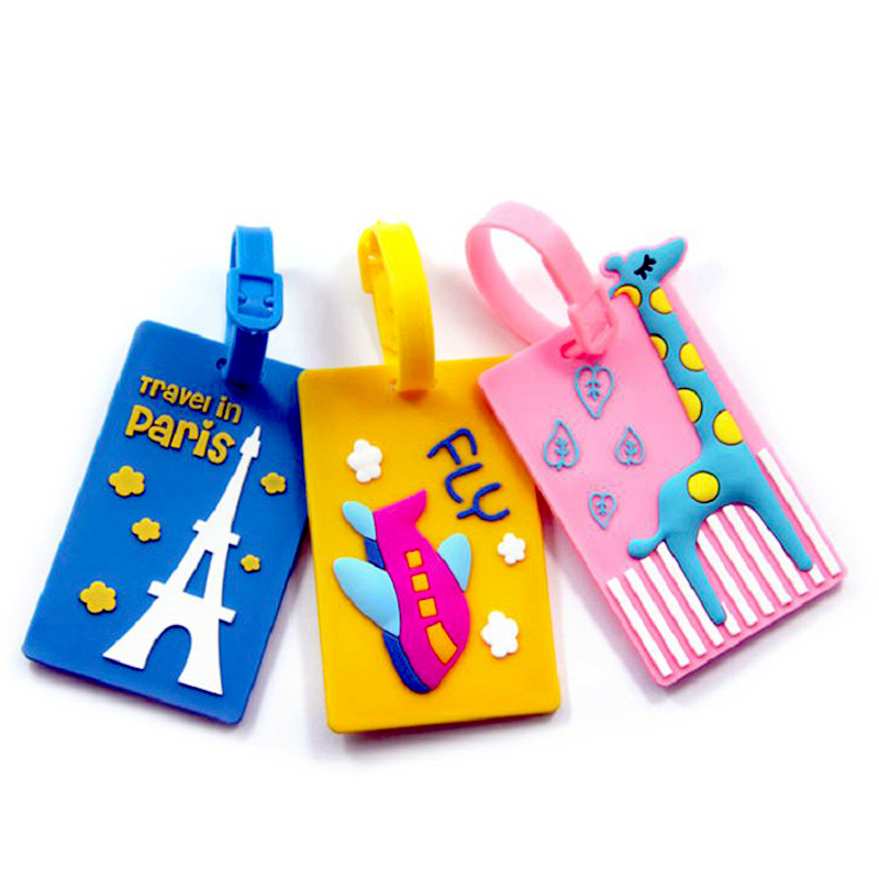 Custom Luggage Tags