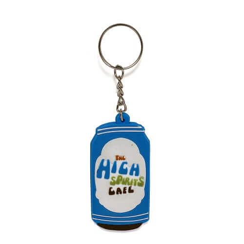 Customized Rubber Keychain