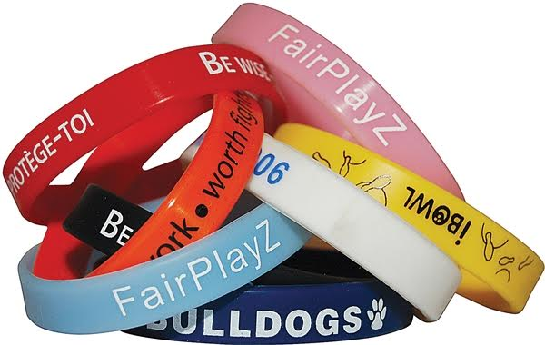 Buy Silicone Wristband